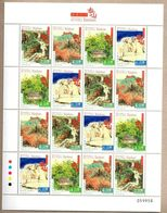 MACAO/MACAU 2019 Taishan Mountain Stamps F-Sheet Heritage Mountain - 1999-... Chinese Admnistrative Region