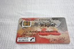 Télécarte France    F23A  WAGNER  50U  SC4ON   TBE - Frankrijk