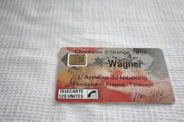 Télécarte France    F24  WAGNER  120U  SC3   TBE - Frankrijk