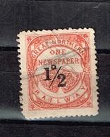 Lot  Grande-Bretagne Timbre Newspaper à Indentifier - Francobolli