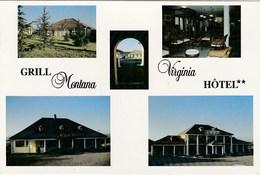 "MALAY-le-GRAND (SENS). Hôtel "" Virginia"". Grill ""Montana"" - France"