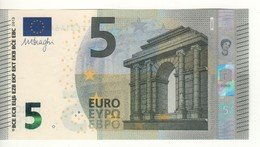 "5 EURO  ""Ireland""    DRAGHI    T 005 B5    TC3483787952  /  FDS - UNC - 5 Euro"
