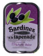 Puxisardinophilie - Boite à Sardines (vide)  à La Tapenade - La Belle-iloise - Autres Collections