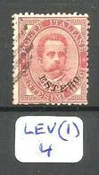 LEV (I) YT 13 En Obl - Emisiones Generales