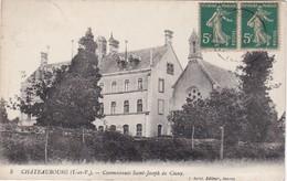 CHATEAUBOURG - Communauté Saint-Joseph De Cluny - Andere Gemeenten