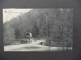 CPA - Vresse - Malle-poste De Vresse à Graide - Vresse-sur-Semois