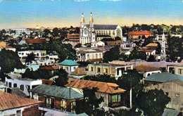 Haiti, PORT AU PRINCE, Northern Site View, Nicht Gelaufen Um 1910, Edition Paul Couba, Gute Erhaltung - Haiti