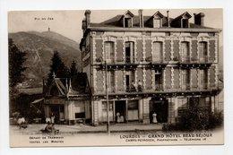 - CPA LOURDES (65) - GRAND HÔTEL BEAU-SÉJOUR - - Lourdes