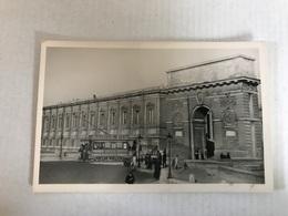 MONTPELLIER Arc De Triomphe Et Palais De Justice En 1948 Avec Tramway - Montpellier