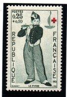 """FRANCE """"CROIX ROUGE"""" 1963-  N° 1401** - France"""