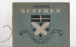 Livre Revue Dessin Sur Le Croiseur Suffren.. édité Par Pierre Le Conte En 1929 - Livres, BD, Revues