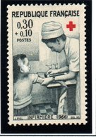 """FRANCE """"CROIX ROUGE"""" 1966-  N° 1509** - France"""
