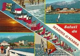 Marina Di Massa (Massa Carrara) Scorci Panoramici, Panoramics Views, Vues Panoramiques - Massa
