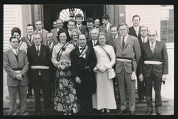 LAARNE     FOTO 1973   -  15 X 9 CM  -  NIEUWE DEKENIJ - Renaix - Ronse