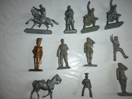 Lot Figurines Mokarex-bien Lire Le Descriptif - Figurillas