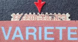 R1917/191 - CERES N°51 - CàD - VARIETE ➤➤➤ Filet Nord Brisé - 1871-1875 Ceres