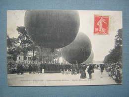 VERSAILLES - FETE HOCHE - ENLEVEMENT DES BALLONS - Versailles
