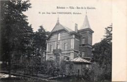 Belgique - Anvers - Hoboken - Villa Rue De La Glacière - Antwerpen
