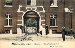 Belgique - Merksplas - Merxplas  Colonie - Arsenal - Middenkwartier - Couleurs - Merksplas