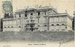 ~  JP  ~  54  ~  JARNY  ~   Chateau De MONCEL   ~ - Jarny