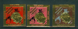Sanda Island, Scotland, Kennedy, Space Walk, Mint NH, Scarce - Kennedy (John F.)