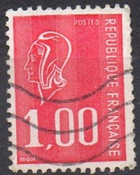 FRANCE N° 1892 O Y&T 1976 Marianne De Béquet - 1971-76 Marianne Of Béquet