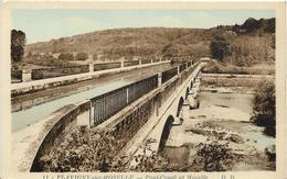 ~  JP  ~  54  ~  FLAVIGNY   SUR   MOSELLE     ~  Pont Canal Et Moselle    ~ - France