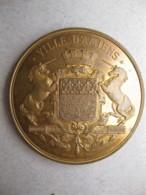 Medaille En Bronze VILLE D'AMIENS, Gravée Par Dantzell En 1862 - Sonstige