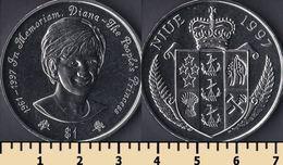 Niue 1 Dollar 1997 - Niue