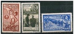Romania/Roumanie: Liberazione Bessarabia, Liberation Of Bessarabia, Libération De La Bessarabie - Storia
