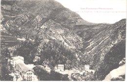 FR66 PRATS DE MOLLO - LA PRESTE - Labouche 993 - L'établissement Thermal Et Les Annexes- Belle - Frankrijk