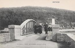 AUDIERNE  ( 29 ) - Entrée Du Pont - Audierne