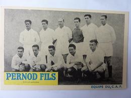 CPA Football Equipe Du C.A.P Cercle Athétique De Paris - Soccer