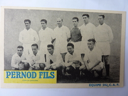 CPA Football Equipe Du C.A.P Cercle Athétique De Paris - Football