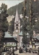 05 / VALLOUISE / LE PONT ET L EGLISE  TRES JOLIE AQUAPHOTO - Other Municipalities
