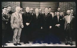 AALTER  FOTO 1973   -  15 X 9  CM  - GOUDEN KLOOSTERJUBILEUM - Aalter
