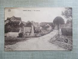 CPA 51 VERDON VUE GENERALE - Frankrijk