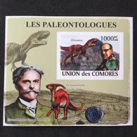 UNION DES COMORES. PALEONTOLOGUES. MNH. D2710A - Stamps