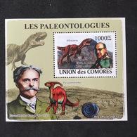 UNION DES COMORES. PALEONTOLOGUES. MNH. D2710B - Stamps
