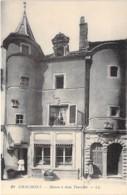 52 - CHAUMONT : Maison à Deux Tourelles - CPA - Haute Marne - Chaumont
