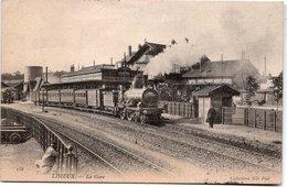 Lisieux - La Gare - 1904 - - Lisieux