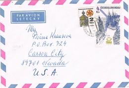 32942. Carta Aerea STERNBECK (Checoslovaquia9 1969. Stamp Praha 1978 - Checoslovaquia