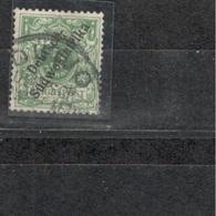 GERMAN COLONIES1898:SOUTH WEST AFRICA Michel6used - Kolonie: Deutsch-Südwestafrika