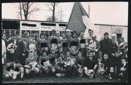 SINT MARTENS LIERDE    -  15 X 9  CM  -  VOETBAL KAMPIOENEN - Lierde