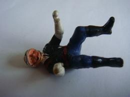 Motard Plastique Gendarmerie - Toy Memorabilia