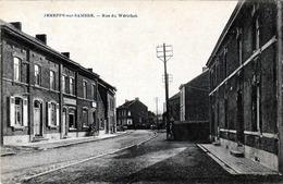 JEMEPPE Sur SAMBRE - Rue Du Wèrichet, Um 1905, Edit Istace Brutout - Ohne Zuordnung