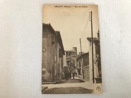 GRIGNY Rue Du Sablon - Grigny