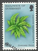 1975 Ferns, 8p, Used - Guernsey
