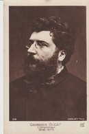 C. P. A.  - GEORGES BIZET - COMPOSITEUR - 1838 - 1875 - CARJAT - 69 - A. N. - Musik Und Musikanten