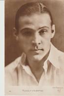 C. P. A.  - RUDOLF VALENTINO - FILM PARAMOUNT - AN - 60 - - Entertainers